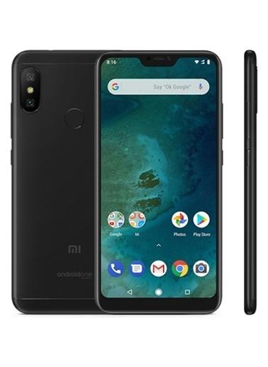 Xiaomi Mi A2 Lite 64 Gb Siyah Cep Telefonu Siyah